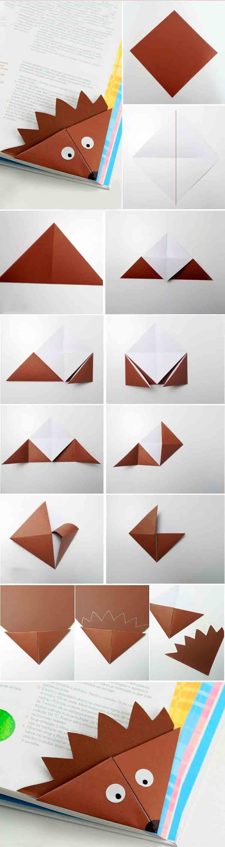 origami-yezhik